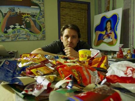 Pop artist tony reans brings his comics to longview museum for Fun motors longview tx