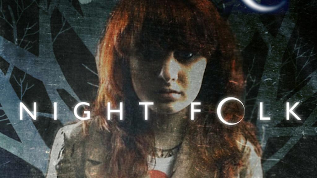 NIGHT FOLK: A Novel project video thumbnail