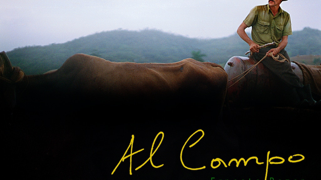 Al Campo, an intimate visual look at Cuban rural lifestyle project video thumbnail