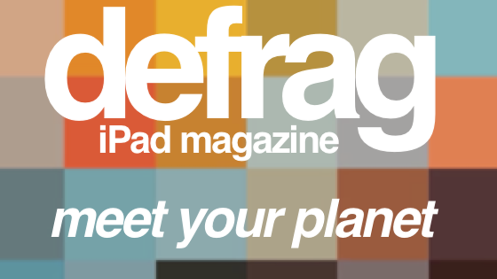 Defrag: The Digital Magazine of Global Culture project video thumbnail
