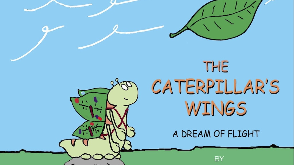 """Get """"The Caterpillar's Wings"""" Dance Show Off The Ground project video thumbnail"""