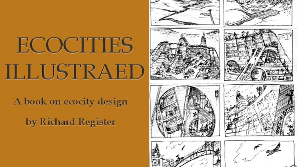 Ecocities Illustrated project video thumbnail