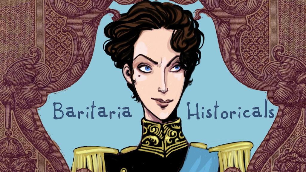 Baritarian Boy Historical Comics at MoCCA project video thumbnail