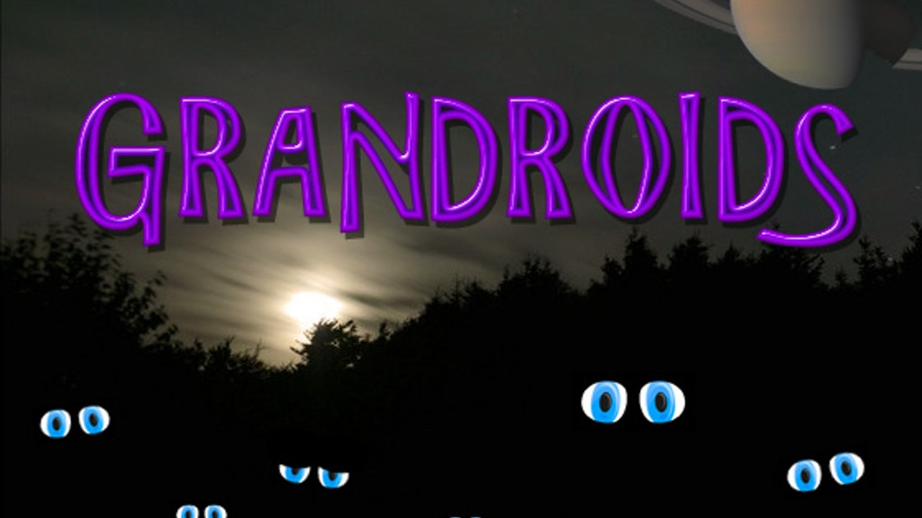 Grandroids: Real artificial life on your PC project video thumbnail