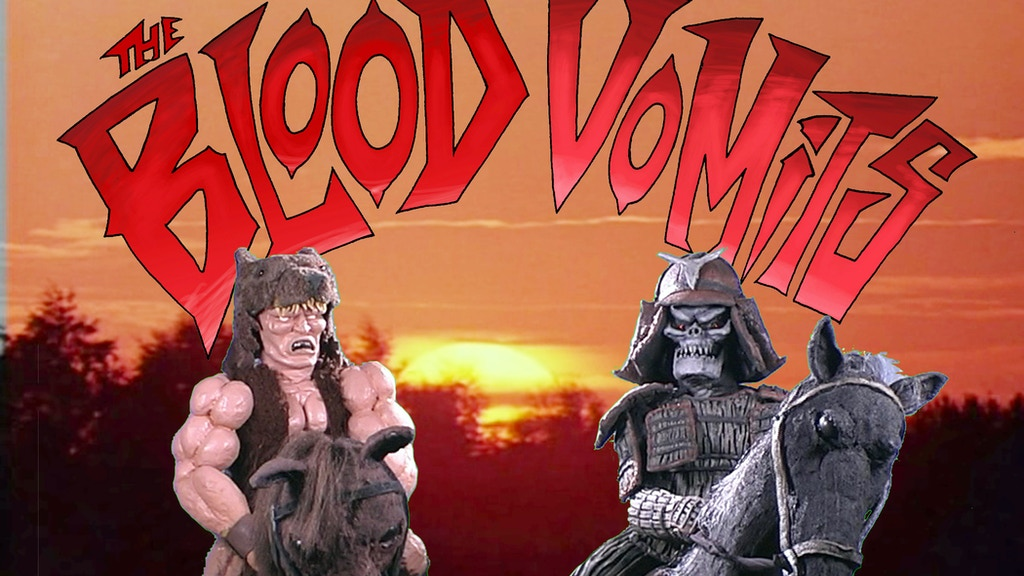 "The Blood Vomits-""a very good man"" project video thumbnail"