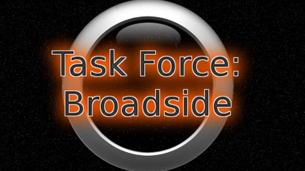 Project image for Task Force: Broadside - A game of Tactical Space Combat