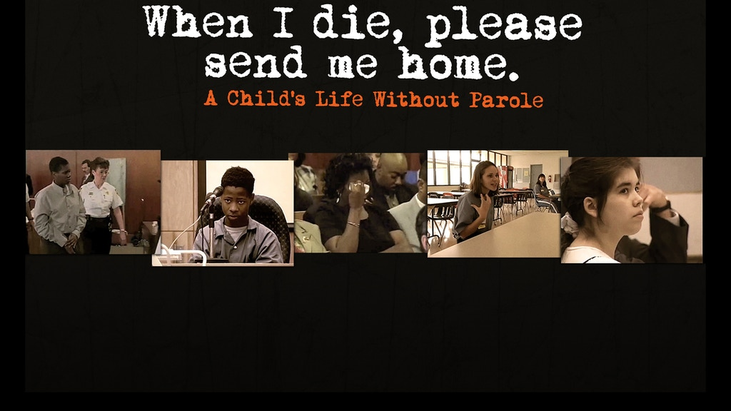 """""""When I Die, Please Send Me Home"""" project video thumbnail"""