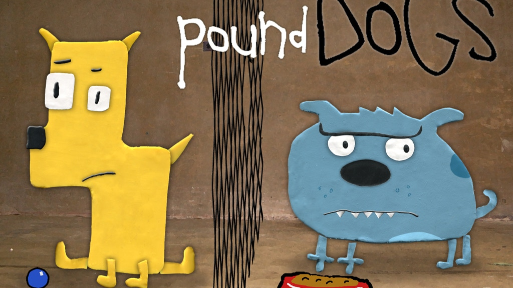 Help Out the POUND DOGS! project video thumbnail