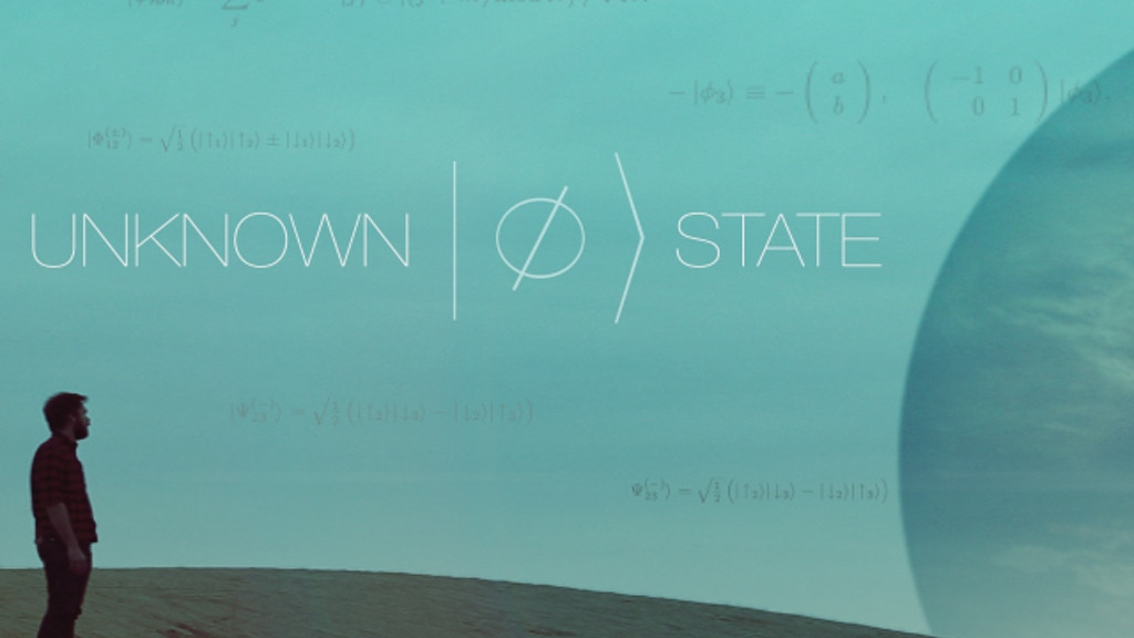 Unknown State, a short sci-fi visual thriller. project video thumbnail