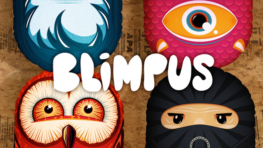 Blimpus, An Inflatable Character Canvas project video thumbnail