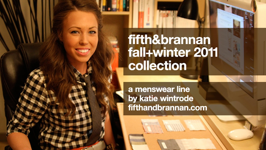 Fifth&Brannan Fall/Winter 2011 Collection project video thumbnail