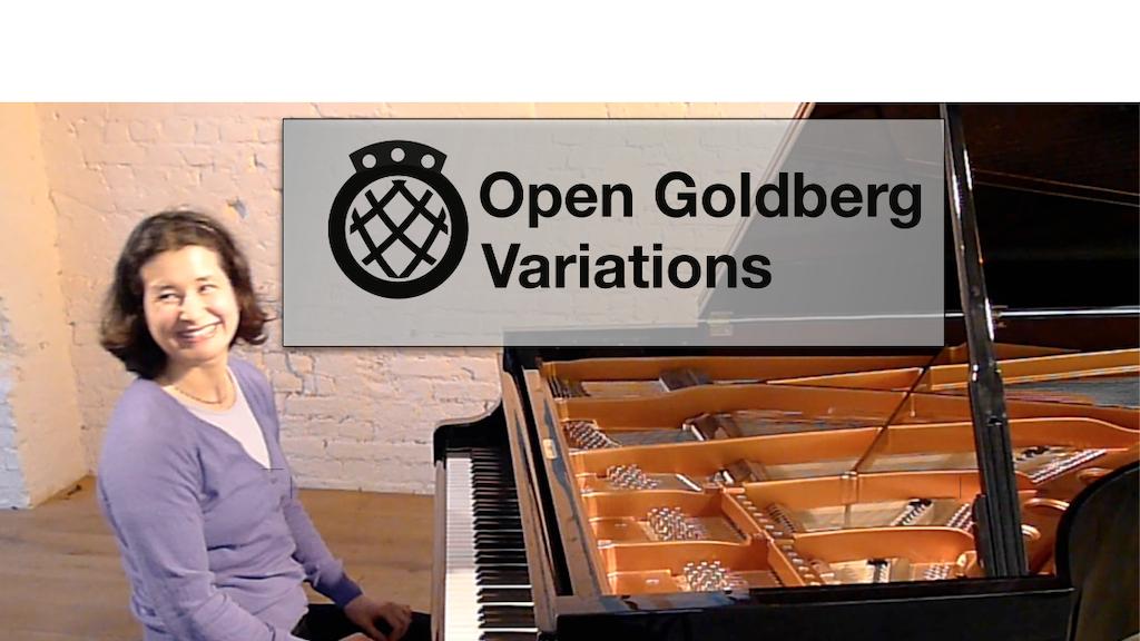 Open Goldberg Variations - Setting Bach Free project video thumbnail