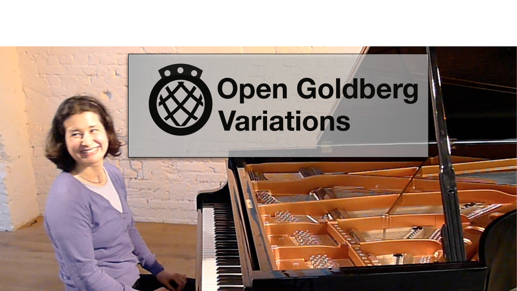 Open Goldberg Variations - Setting Bach Free project video thumbnail