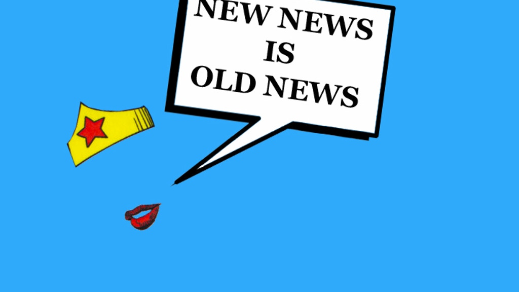 New News is Old News: a Wonder Women Project project video thumbnail