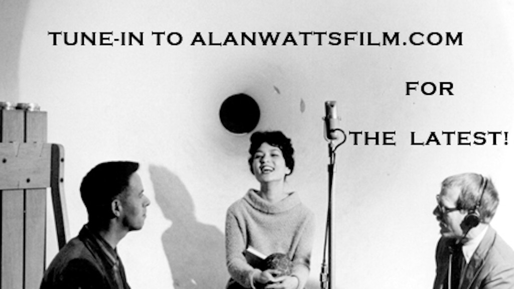 In the Way with Alan Watts project video thumbnail
