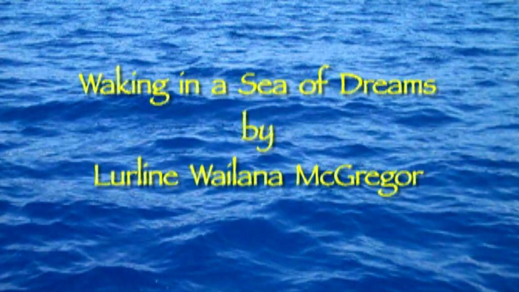 Waking in a Sea of Dreams manuscript project video thumbnail