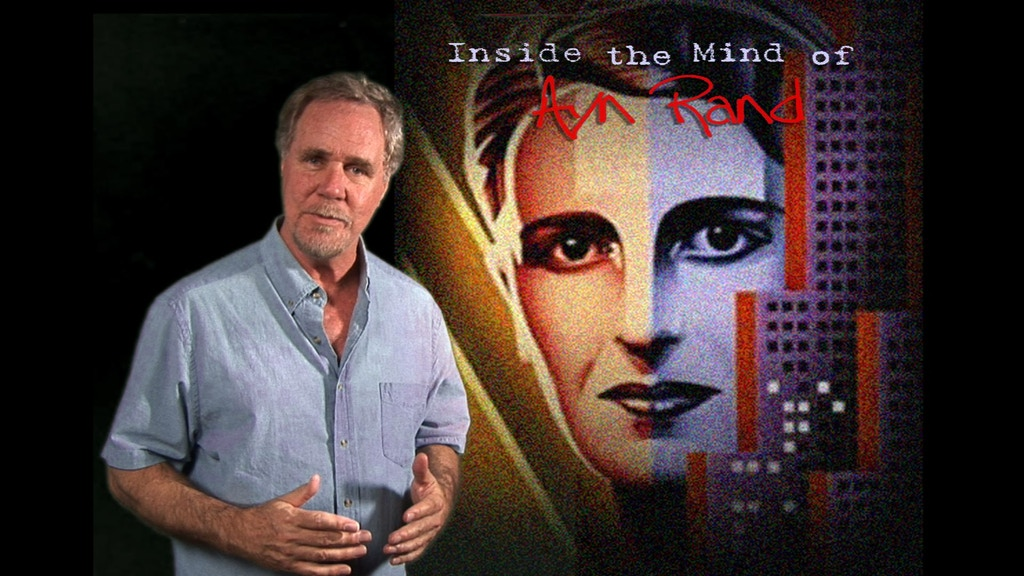 Inside the Mind of Ayn Rand: A New Feature Film project video thumbnail
