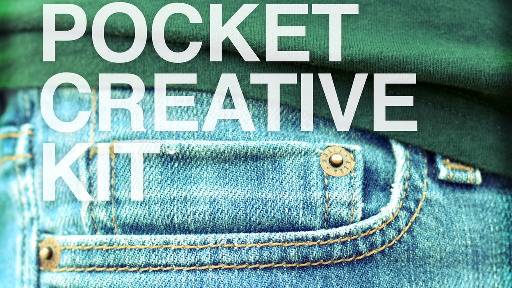 Pocket Creative Kit: original sound effects on-the-go project video thumbnail