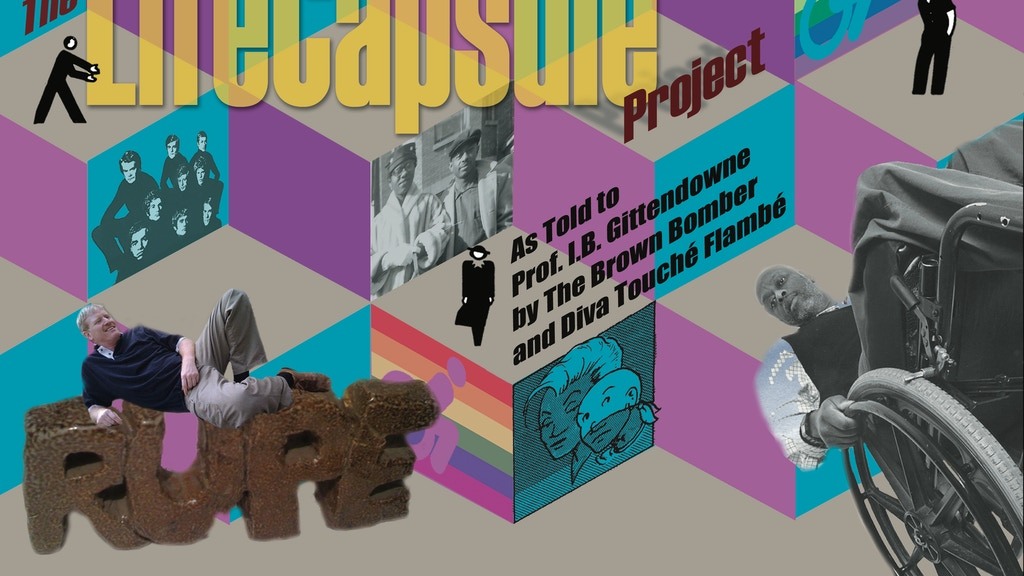 The LifeCapsule Project: Celebrating Our Personal Histories project video thumbnail