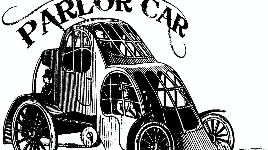 The Four Passenger Pedal Powered Steampunk Parlor Car project video thumbnail