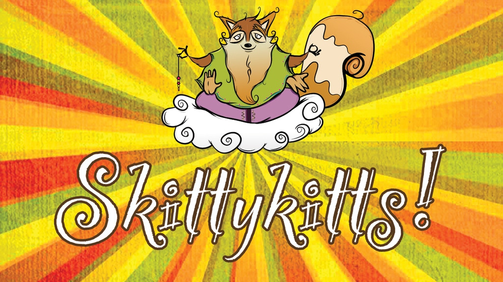 Skittykitts - An Addictively Fun Card Game project video thumbnail