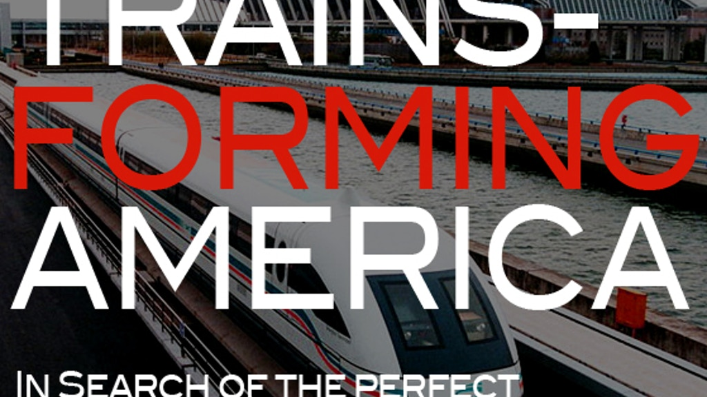 Trains-Forming America project video thumbnail