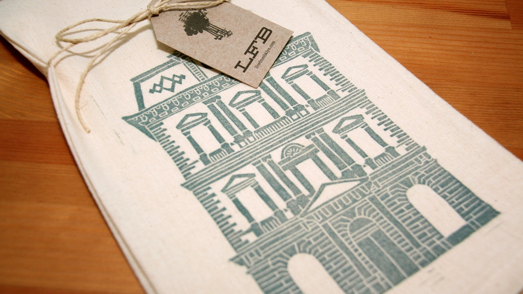 Williamsbuildings Handprinted Flour Sack Towels project video thumbnail