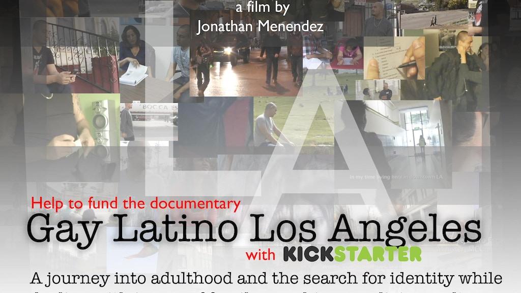 Gay Latino Los Angeles: A Story of Three Young Men project video thumbnail
