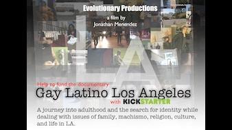 Gay Latino Los Angeles: A Story of Three Young Men