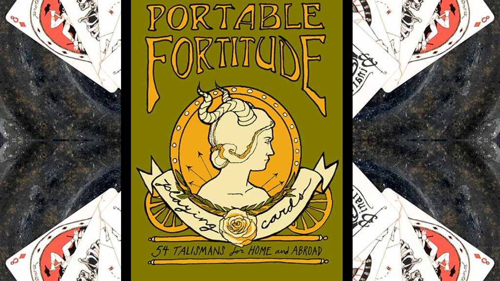 Portable Fortitude: 54 Talismans; Reprint of unique deck project video thumbnail