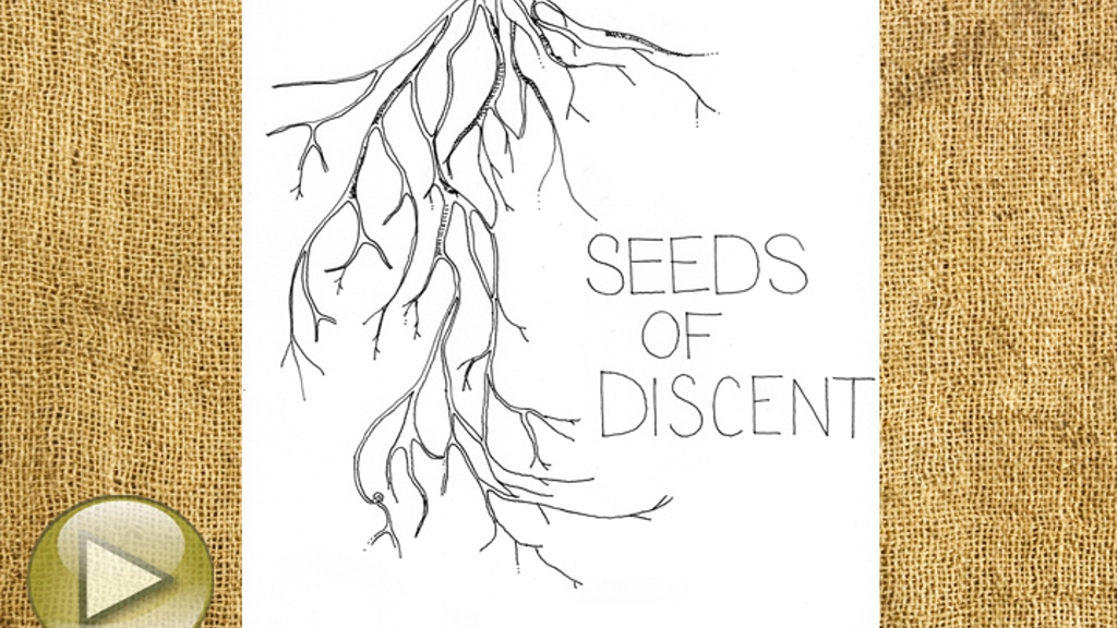 Let's Plant My Novel Seeds of Discent project video thumbnail