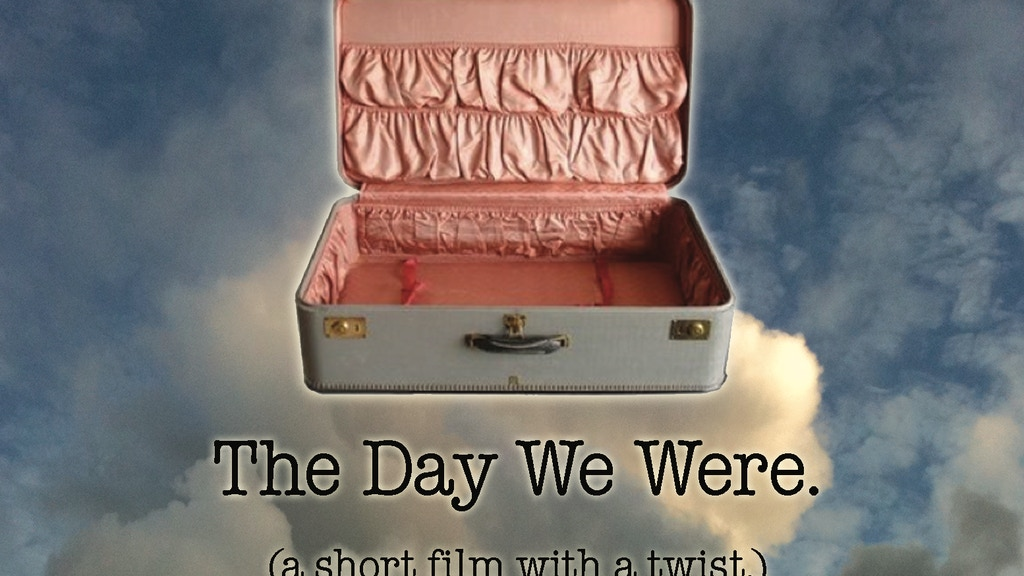 The Day We Were: A short film that will leave you smiling. project video thumbnail