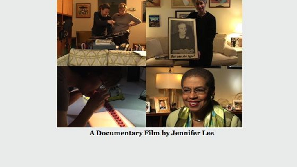 Feminist: Stories from the Women's Liberation Movement project video thumbnail