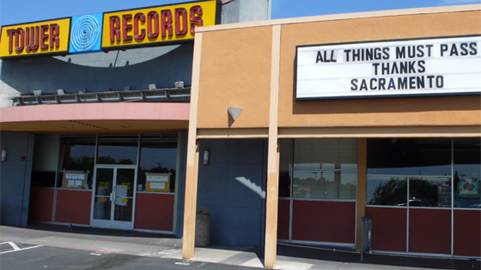 A documentary about the Rise and Fall of Tower Records.