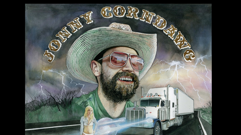 Jonny Corndawg: Down on the Bikini Line album project project video thumbnail