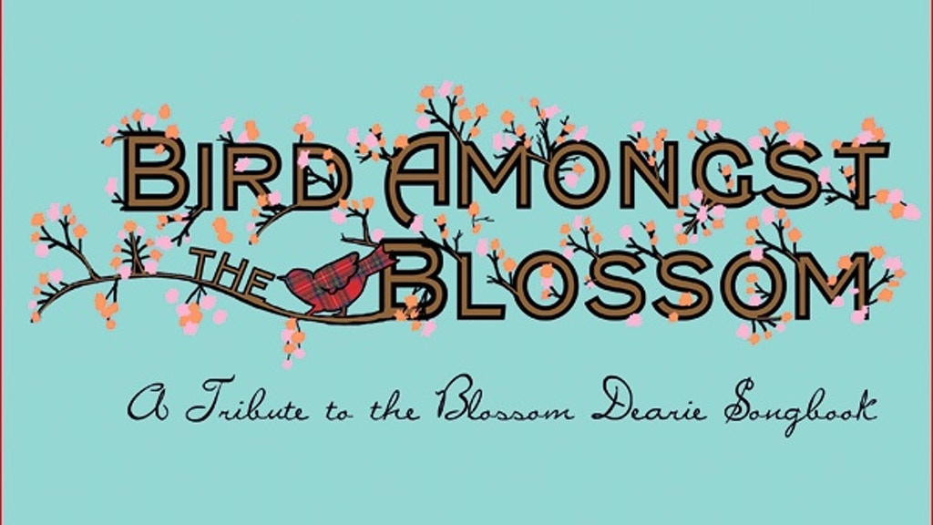 Bird Amongst the Blossom-a tribute to the B. Dearie Songbook project video thumbnail