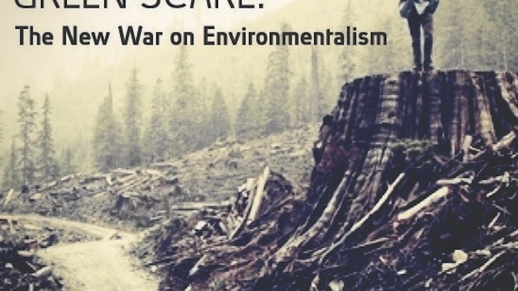 The Government's War on Environmentalists project video thumbnail
