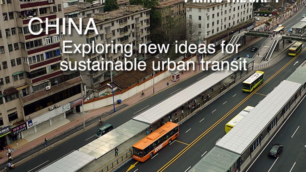 MIND THE GAP, a documentary about sustainable urban transit project video thumbnail