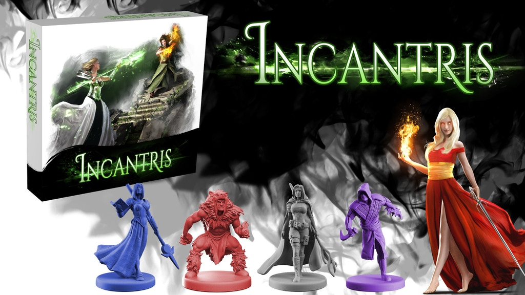 Incantris project video thumbnail