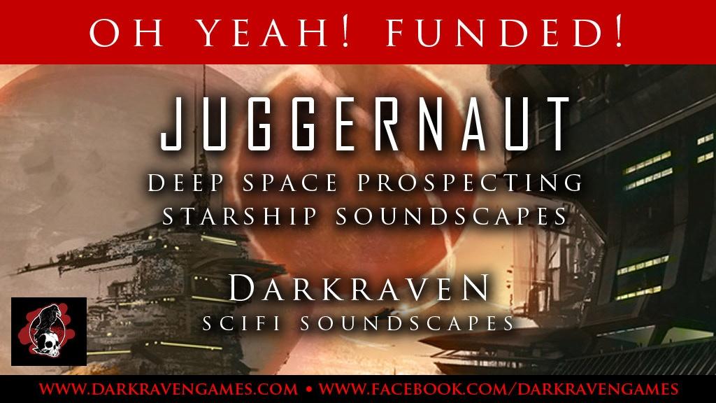 JUGGERNAUT Soundscapes by Darkraven Games Europe project video thumbnail