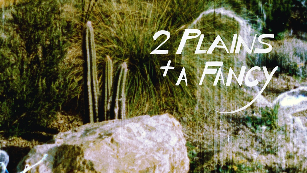 Two Plains & a Fancy project video thumbnail