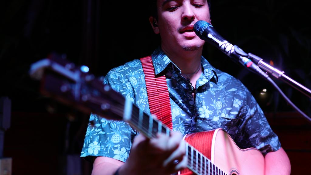 Hawaii Musician Alx Kawakami is Recording His Debut Album! project video thumbnail