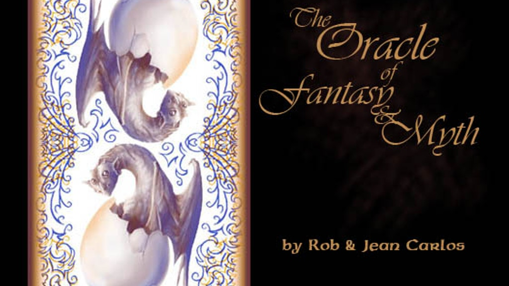 Project image for The Oracle of Fantasy and Myth