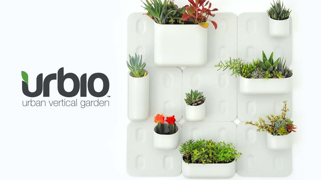 Urbio Vertical Garden project video thumbnail