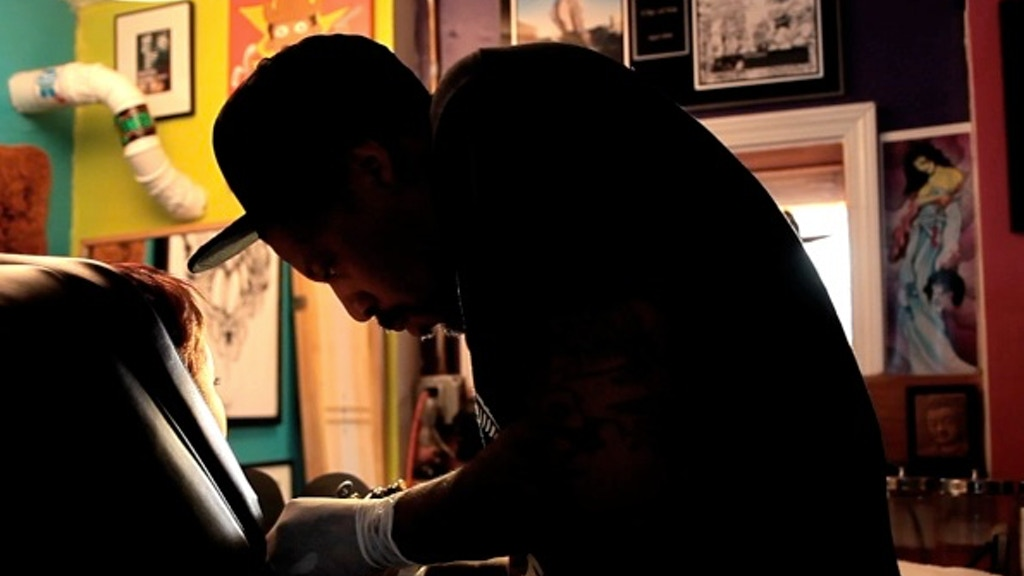 Color Outside The Lines: A Tattoo Documentary project video thumbnail
