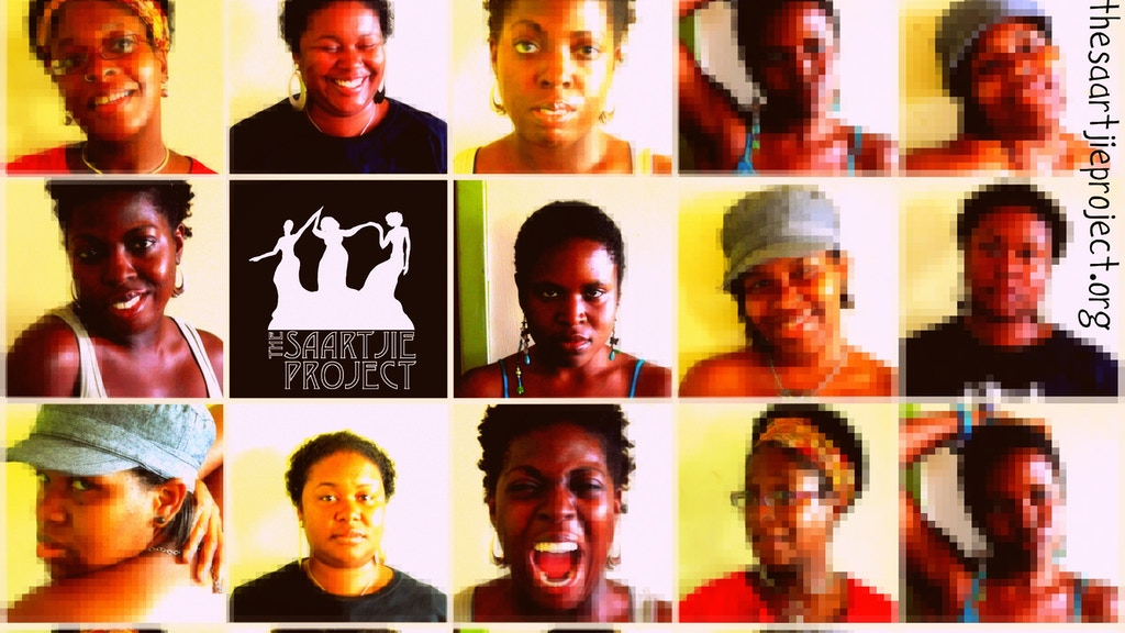"The Saartjie Project presents...""Four Women"" project video thumbnail"