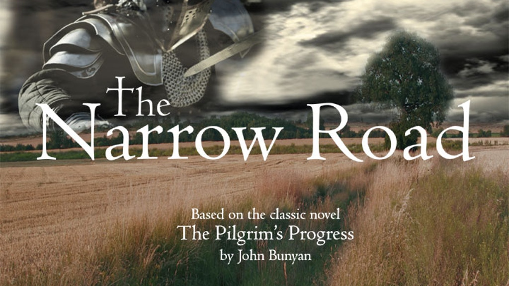 The Narrow Road - a short film/test scene project video thumbnail