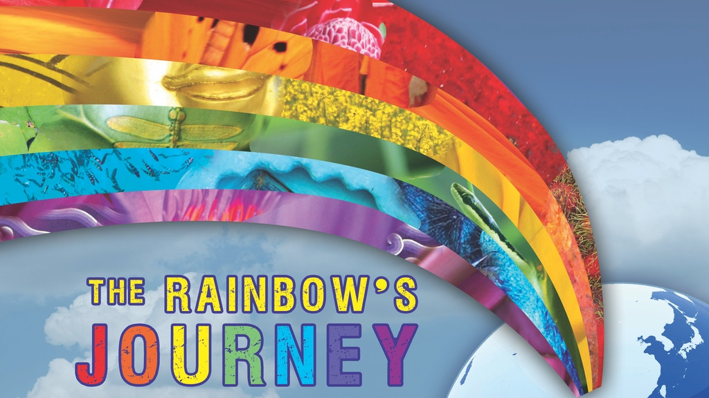 """The Rainbow's Journey"" project video thumbnail"