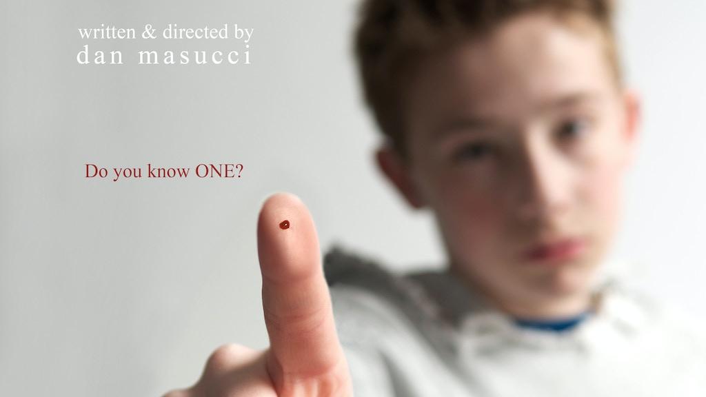 DxONE: A dramatic short film centering on Type 1 Diabetes project video thumbnail
