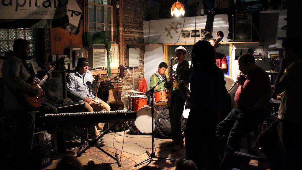 CapitalBop's D.C. Jazz Loft Series at the DC Jazz Fest project video thumbnail